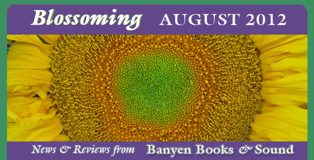 Blossoming newsletter - August 2012