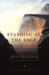 standing at the edge