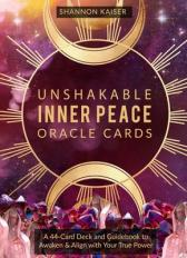 unshakable inner peace oracle cards