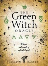 green witch oracle cards
