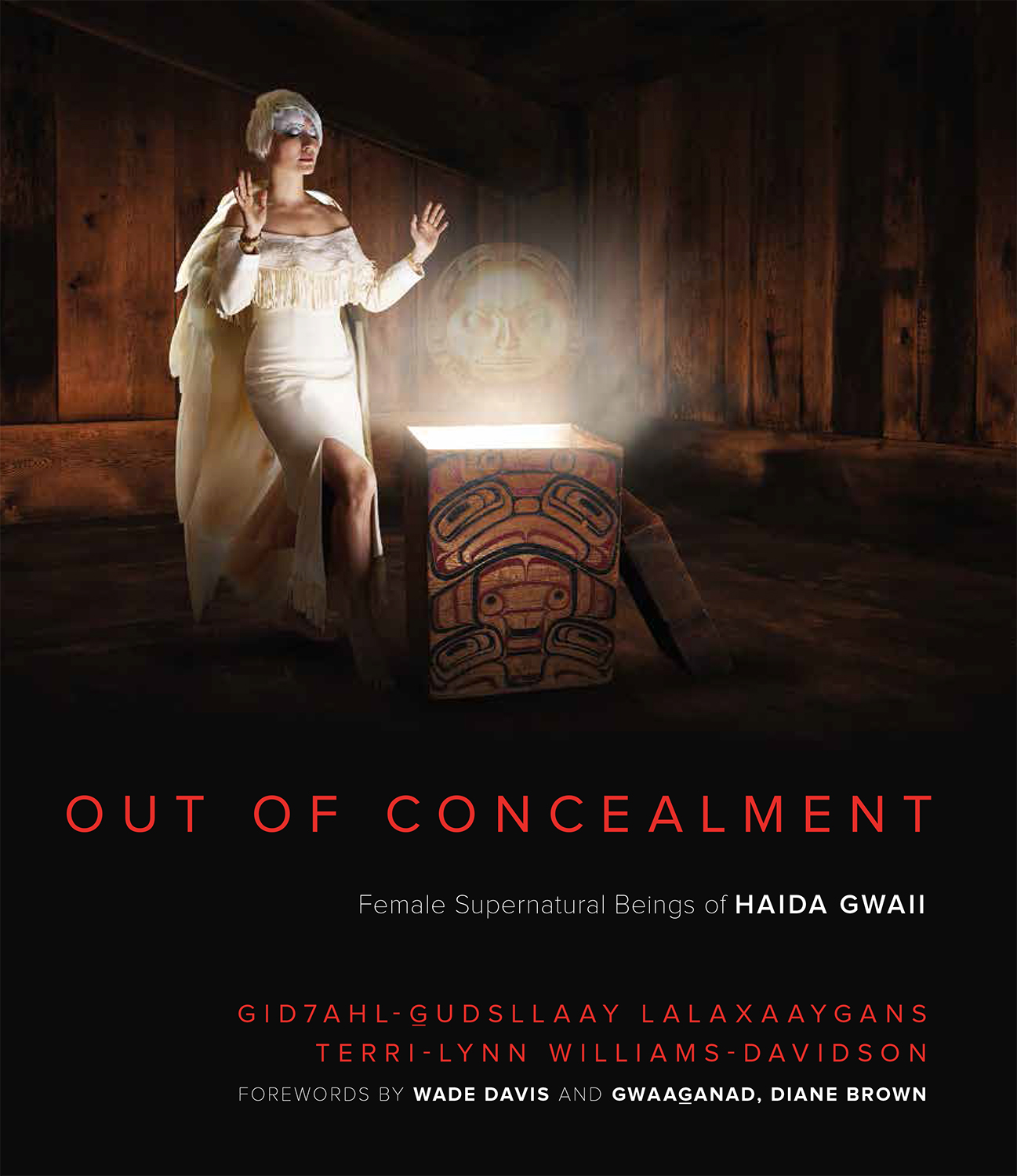 Out of Concealment - Female Supernatural Beings of Haida