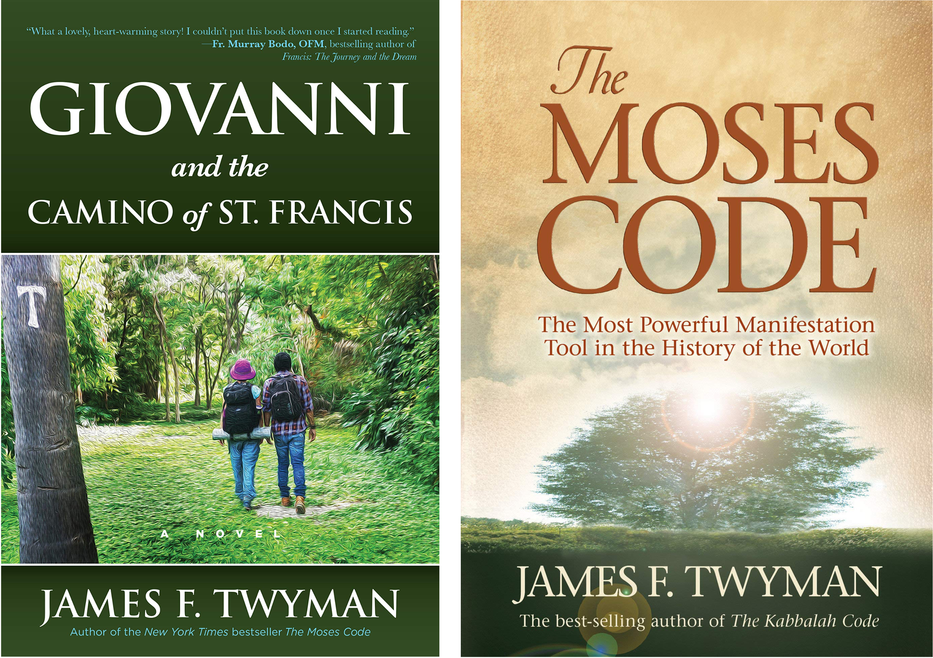 James Twyman is the author of 16 books, including the New York Times  bestseller, The Moses Code. Known as the Peace Troubadour, James has been  invited by ...